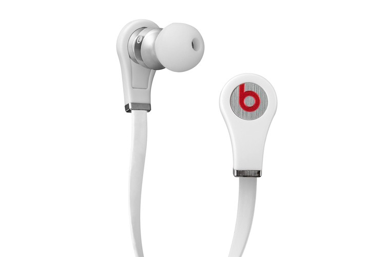 Monster Beats by Dr. Dre Tour (white)
