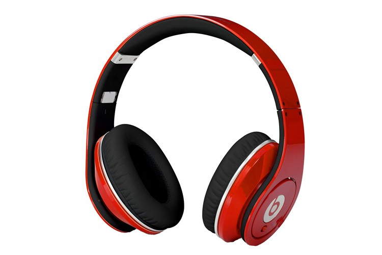 Monster Beats by Dr. Dre Studio (Red)
