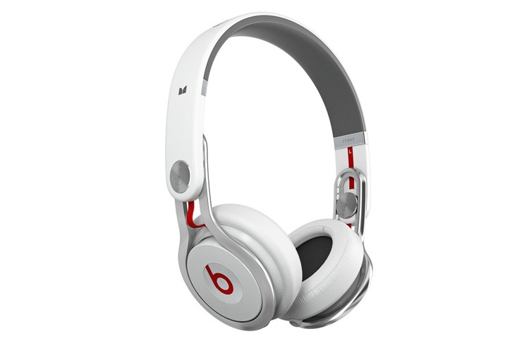Monster Beats by Dr. Dre Mixr (White)