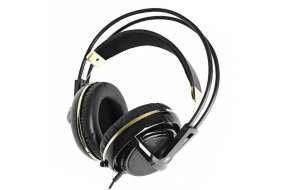 SteelSeries Siberia v2 (Black & Gold Edition)