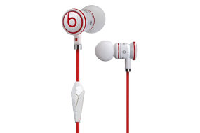 Monster Beats by Dr. Dre iBeats (white)