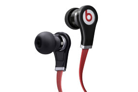 Monster Beats by Dr. Dre Tour (black/red)
